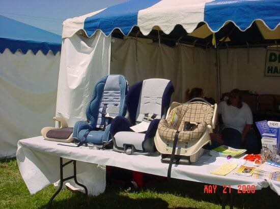 2006 Designated Driver Booth IDP