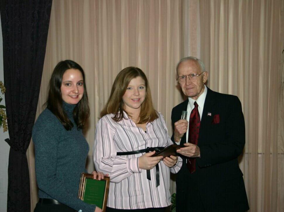 2005 John T Hanna Awards