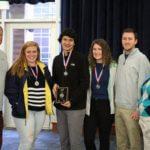 2017 GIT Awards Winner Kings Fork High School