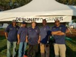 Designated Driver Booth Chesapeake Jubilee