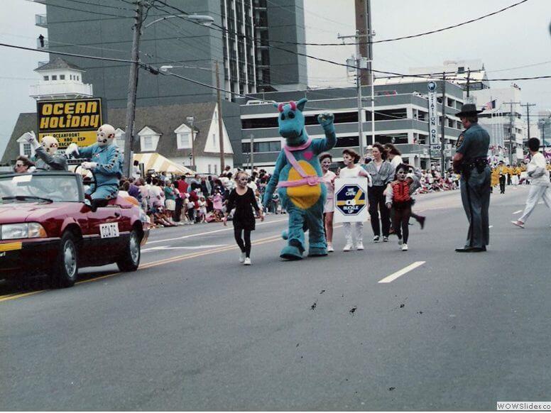 Neptune Festival Parade