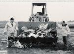 1990 - Crushing at the Landfill - Kevin & Dean