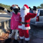 2018 Southside CMV Driver Appreciation Day - Santa and Chik Fil A Baby Cow