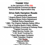 2018-Southside CMV Driver Appreciation Day
