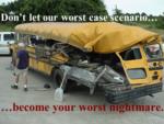 2003 Bus Crash Demo