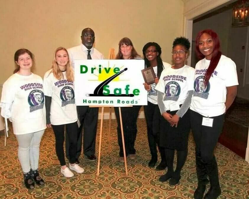 2019 Hanna Awards -Woodside High School -Teens in Driving Seat Belt Club