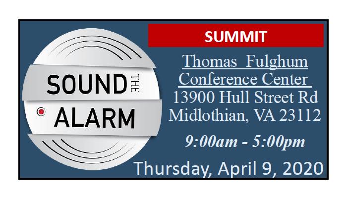 sound-the-alarm