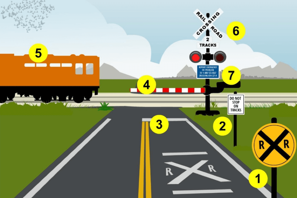 train-rules