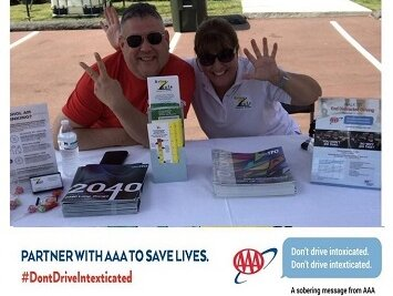 AAA Walk for Distracted Driving
