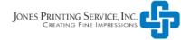 Jones Printing Service, Inc.